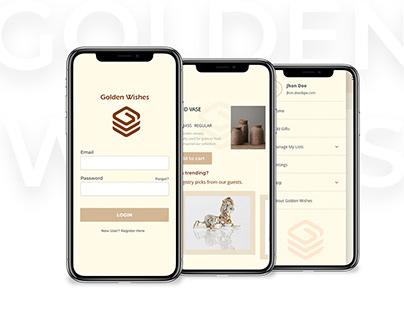 Golden Wishes App
