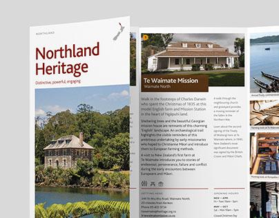 Heritage New Zealand Site Brochures
