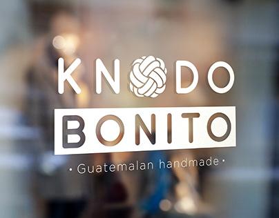 Knodo Bonito - Guatemalan Handmade | Branding