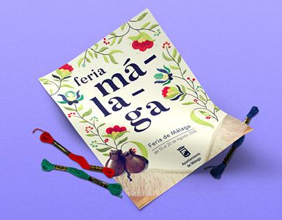 Malaga Fair 16 | Poster