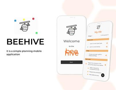 Beehive app - Task Management