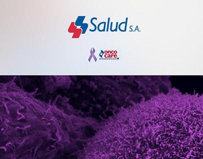 Salud S.A. Campaña Seguros Oncológicos.