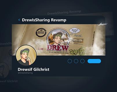 DrewIsSharing Revamp