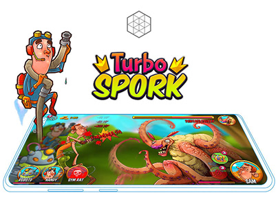 Mobile Game UI Design and Illustrations