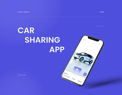 Drive - Car Sharing App