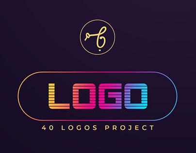 40 logos
