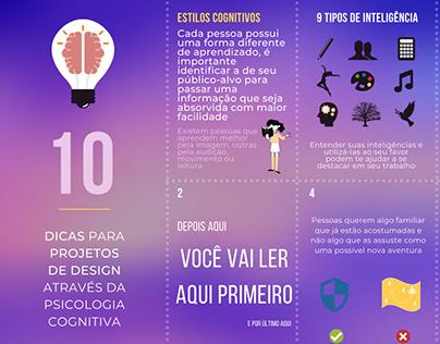 10 dicas para projetos de design