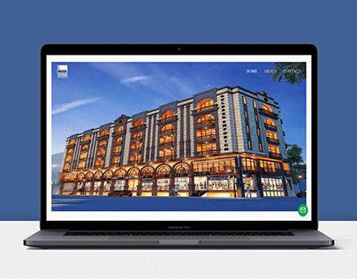 Appartment Building Website