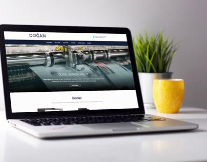 Doğan Copy Center Web Tasarım