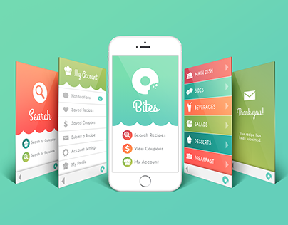 Bites Mobile App