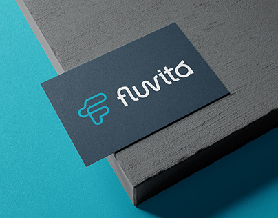 Fluvitá | Naming & Brand Identity