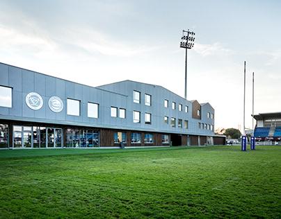 Signalétique Ceva Campus