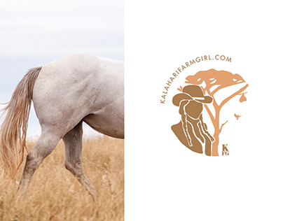 Logo Development for Kalahari Farm Girl