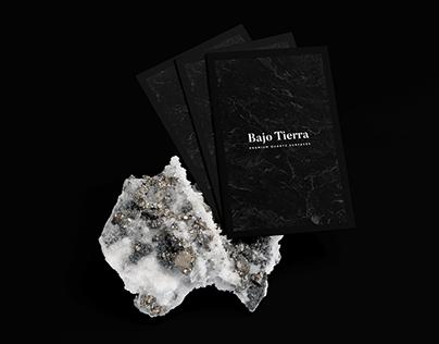 BAJO TIERRA | BRANDING