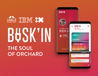BUSK'IN: The Soul of Orchard