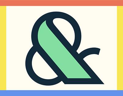 Halsted Font Design