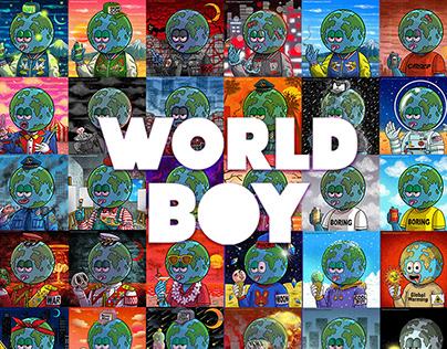 WORLD BOY 1