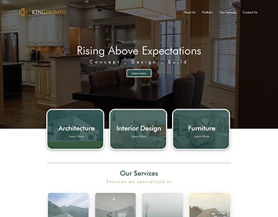 KingHomes - Architecture Company