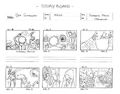 Storyboards: The importance of planning your project