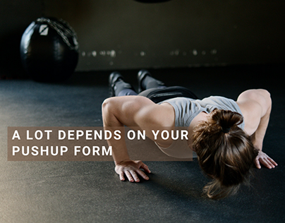 A Lot Depends On Your Pushup Form