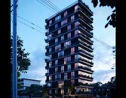 Edifício Doze - Fachada
