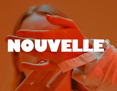 NOUVELLE | Lookbook Design