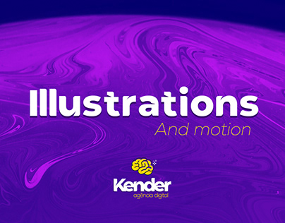 Illustrations and motion