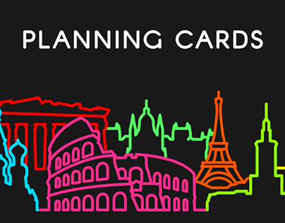 Planning Cards App