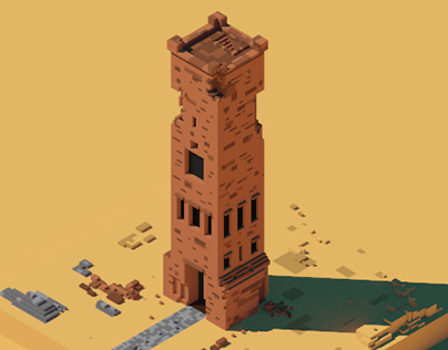 Tower Desert