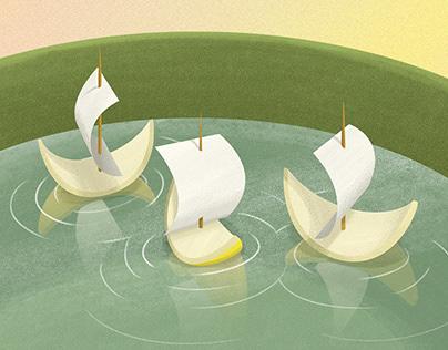 Play at home // Ship from lemon