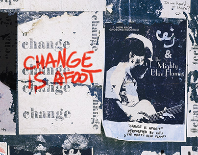 Change is Afoot