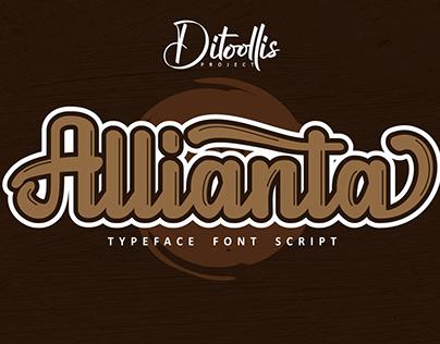 Ditoollis Font Project