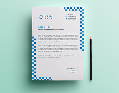 COVER LATTER AND BRAND STATIONERY VOL-2