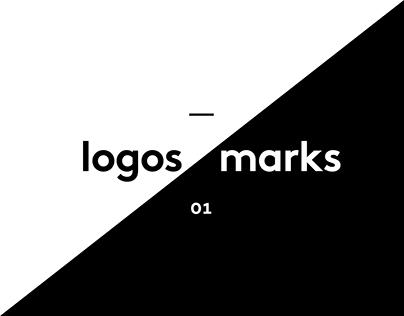 Logos & Marks — 01.