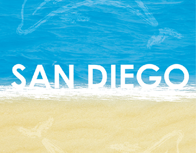 San Diego City Branding