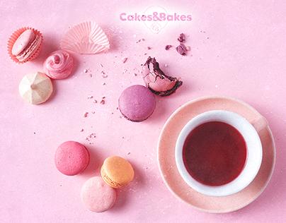 Cakes & Bakes Social Media 2018