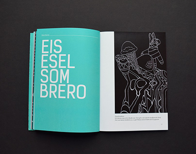 SUEÑOS Illustriertes Buch 2016