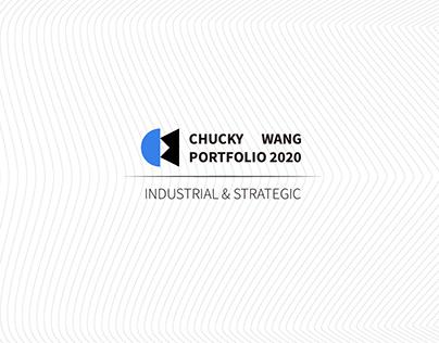 Indusrrial Designer_Chucky's portfolio 2020