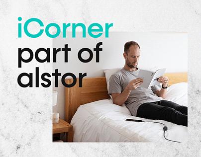 iCorner - Website