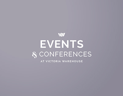 Events & Conferences at Victoria Warehouse