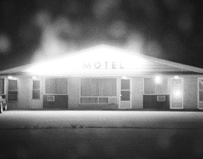 Kodak T-Max 3200 Film at Night (35mm Olympus XA)