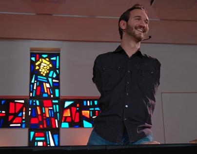 Pastor Nick Vujicic