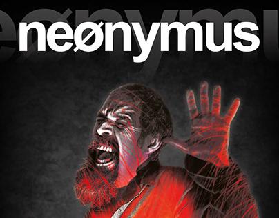 Neønymus: Diseño de cartel