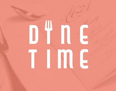 Dine Time - book a restaurant app