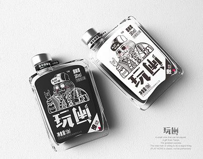 【玩闹·Play Now】白酒包装 Packaging of Liquor
