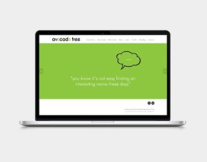 Avocado Tree Digital