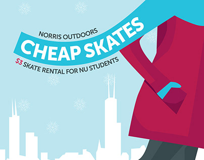 Cheap Skates at Norris