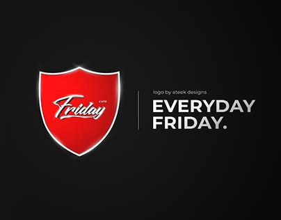 Friday Café - Logo & Identitiy
