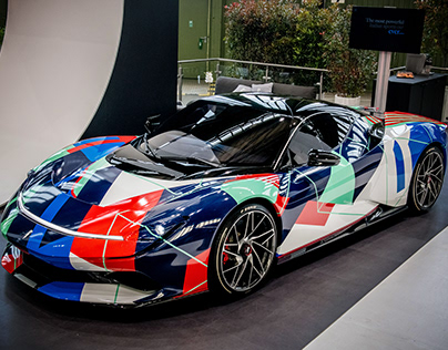 Pininfarina Battista | Art Car