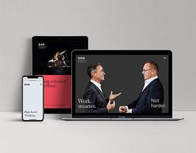 SHS - Branding & Digital